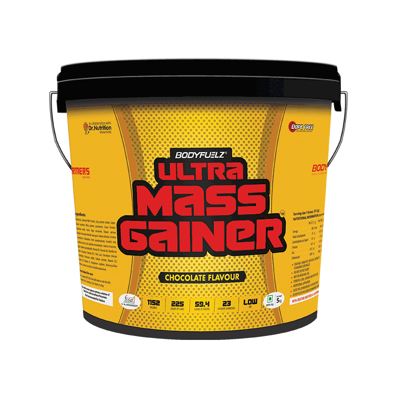 Bodyfuelz Ultra Mass Gainer