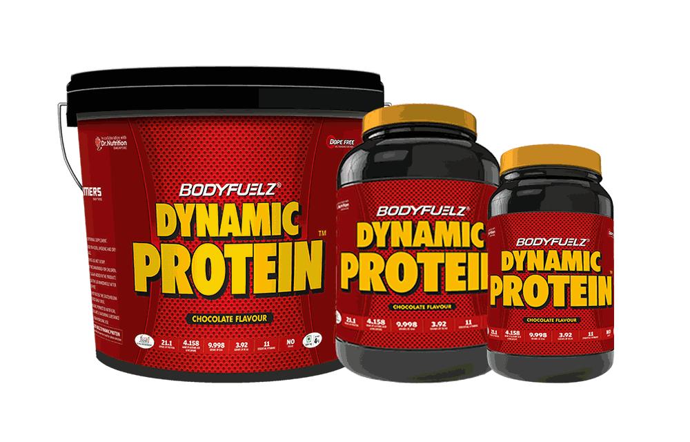 Bodyfuelz Dynamic Protein